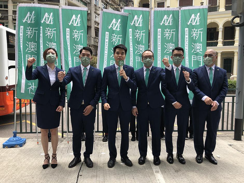 Eleições | Novo Macau entra na luta por dois lugares no plenário