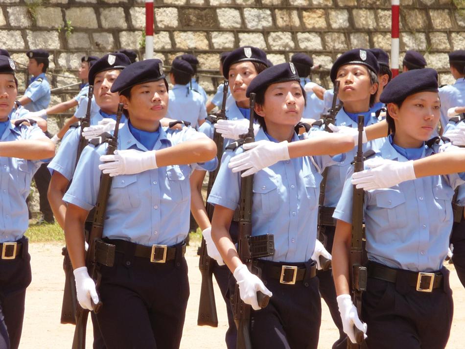 Forças de Segurança | Armas usadas em último recurso, assegura Governo