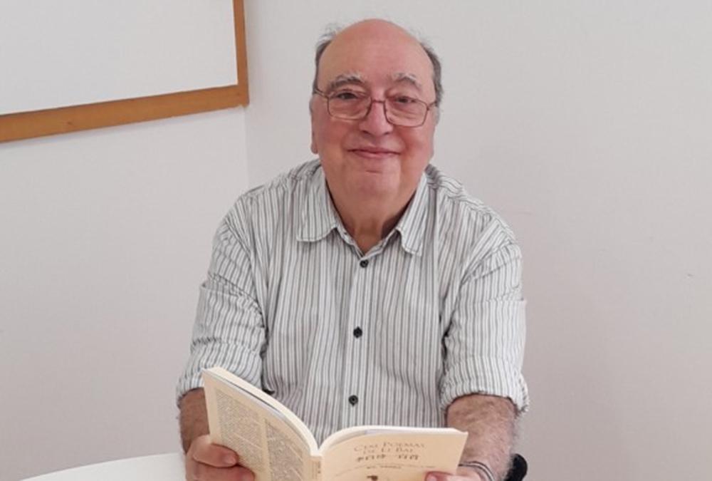 Li Bai | Traduções de António Graça de Abreu reeditadas em Portugal