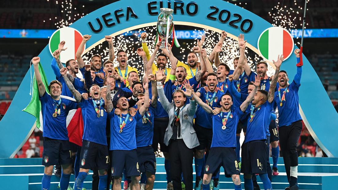 Euro 2020 |  Itália sagra-se campeã europeia