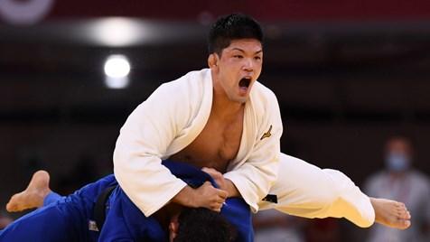 Tóquio 2020 | Japão mantém domínio absoluto no judo masculino com novo ouro