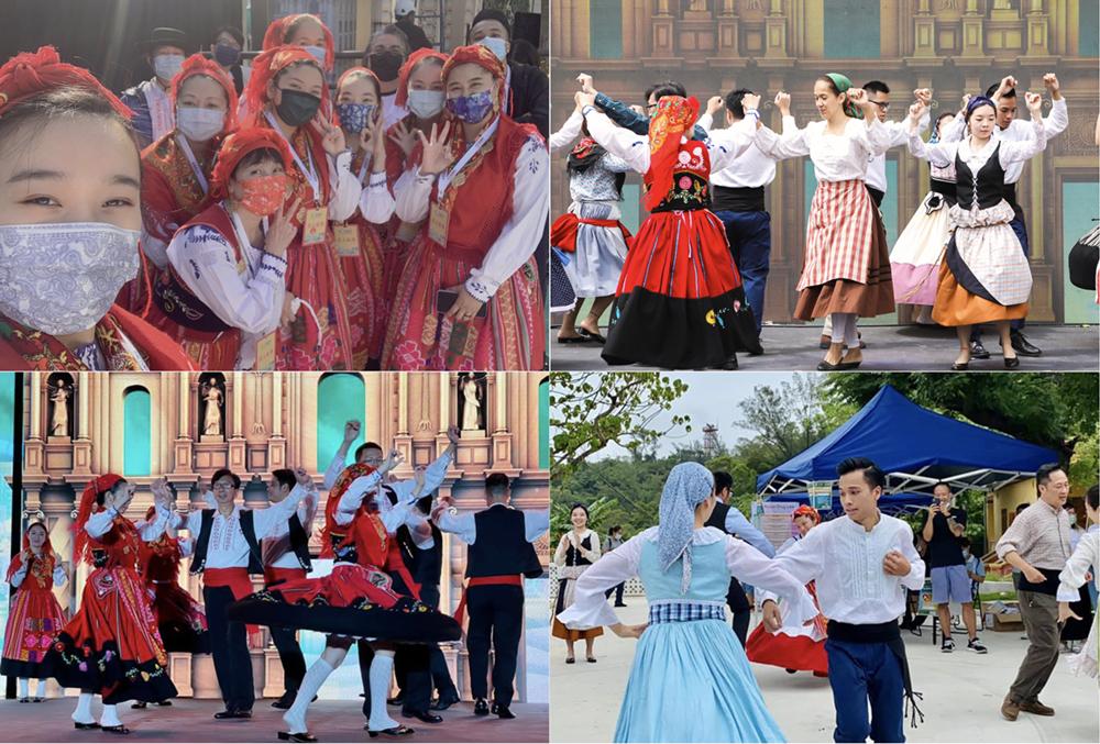 Macau no Coração | Há 15 anos a dançar folclore português