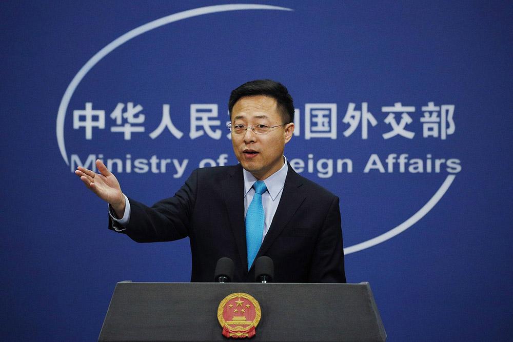 Exército chinês diz ter expulsado navio de guerra dos EUA no Mar do Sul da China