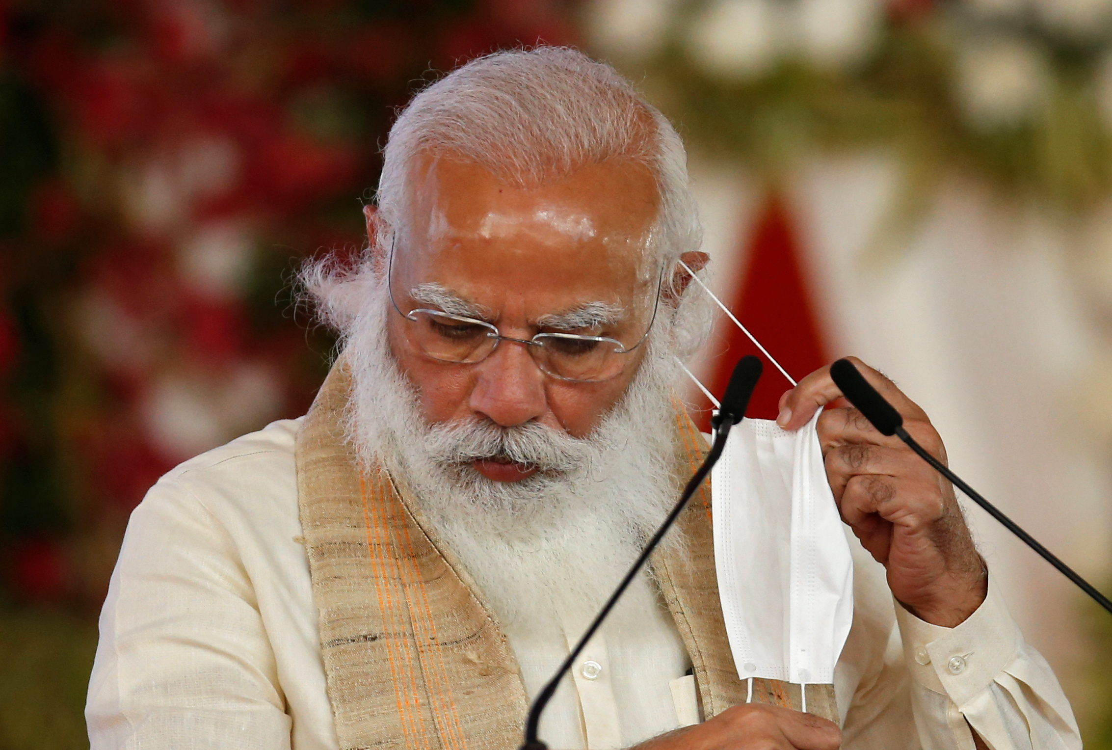 Oposição acusa primeiro-ministro da Índia de traição por espionagem