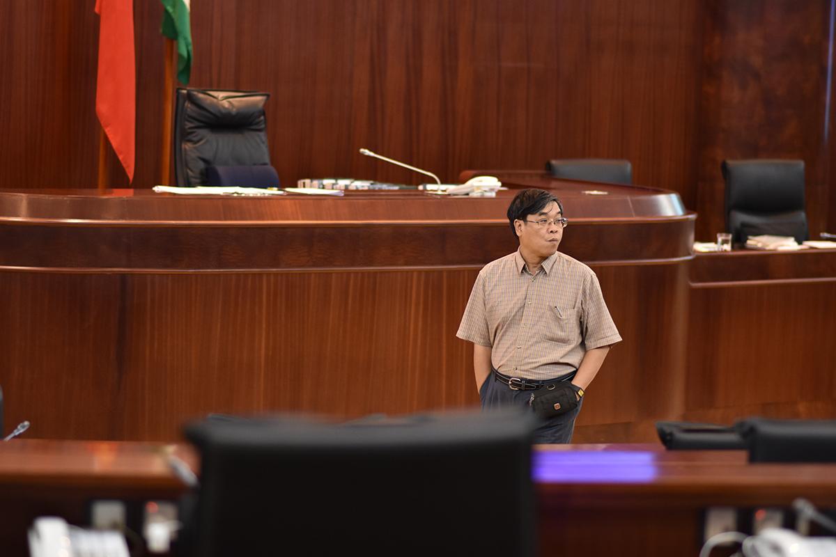 CAEAL | Ng Kuok Cheong não compreende provas sobre sufrágio
