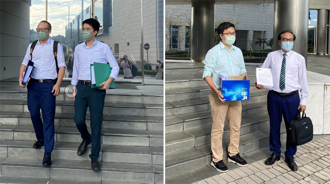 TUI | Sulu Sou, Scott Chiang e Chan Wai Chi entregaram recurso