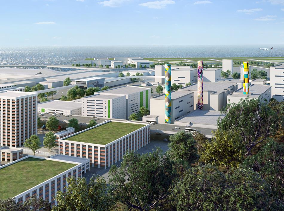 Parque da Concórdia | Governo quer promover diversificação industrial