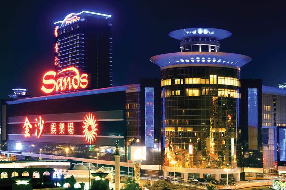 Sands China com prejuízo de 166 milhões de dólares no 2.º trimestre