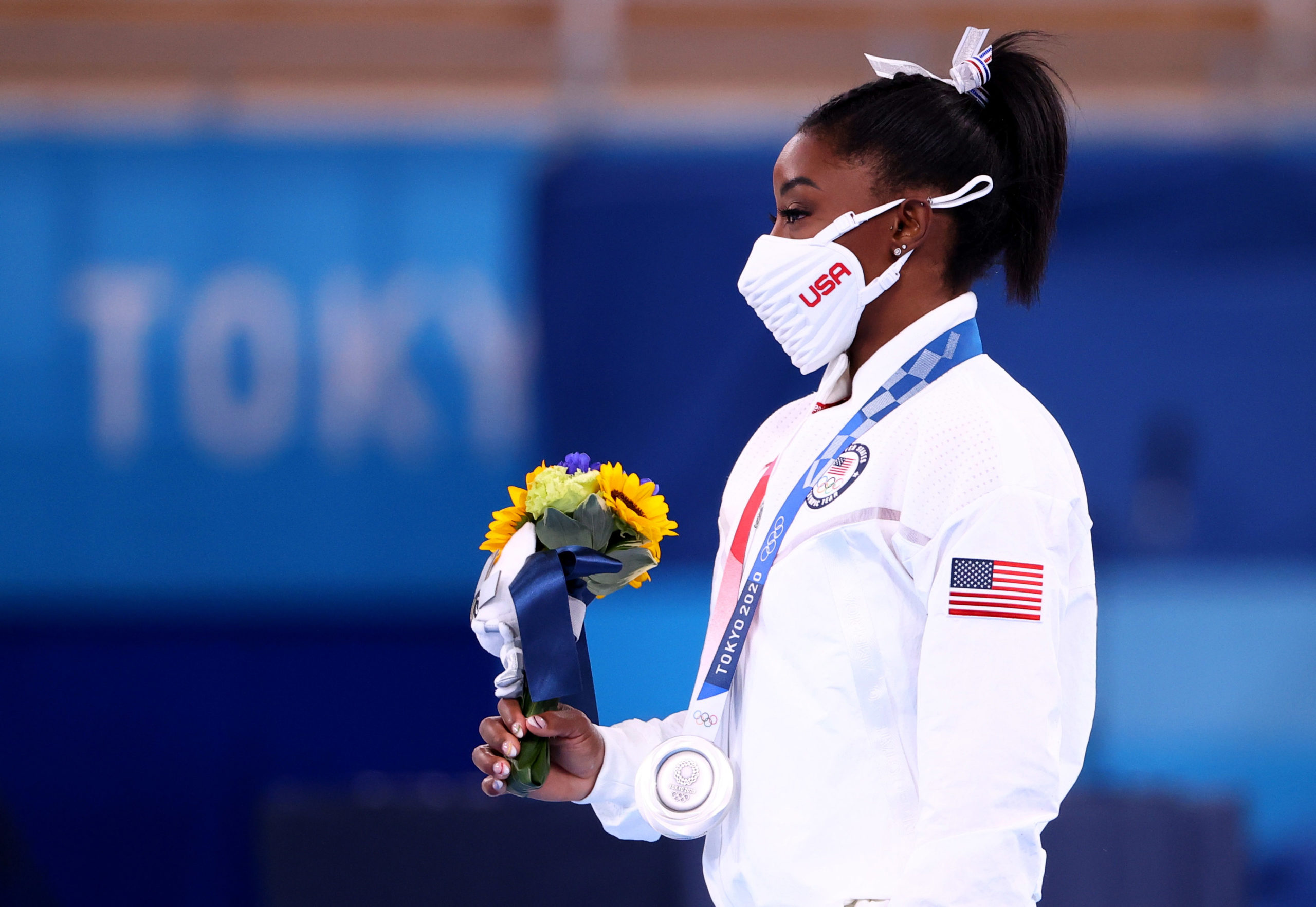Tóquio 2020 | Ginasta Simone Biles renuncia à final individual do concurso completo