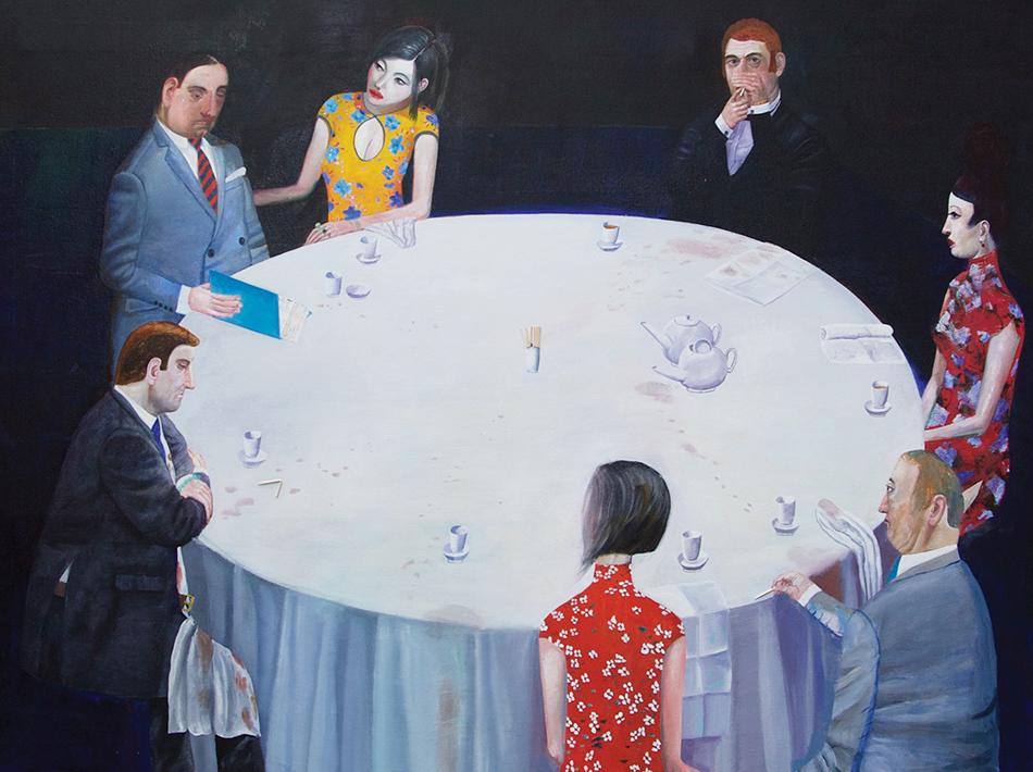 Bienal de Macau | Konstantin Bessmertny desvenda representações das suas obras