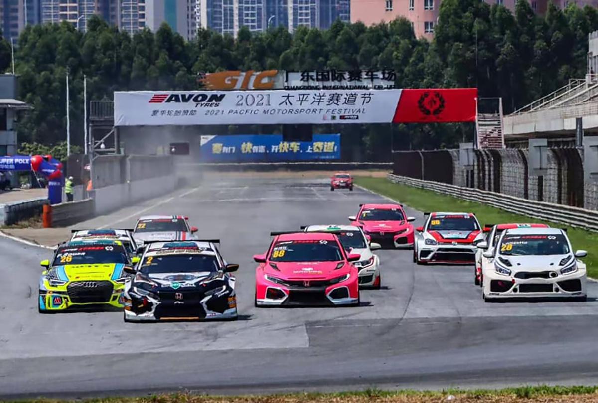 Automobilismo de regresso a Guangdong com forte presença de Macau