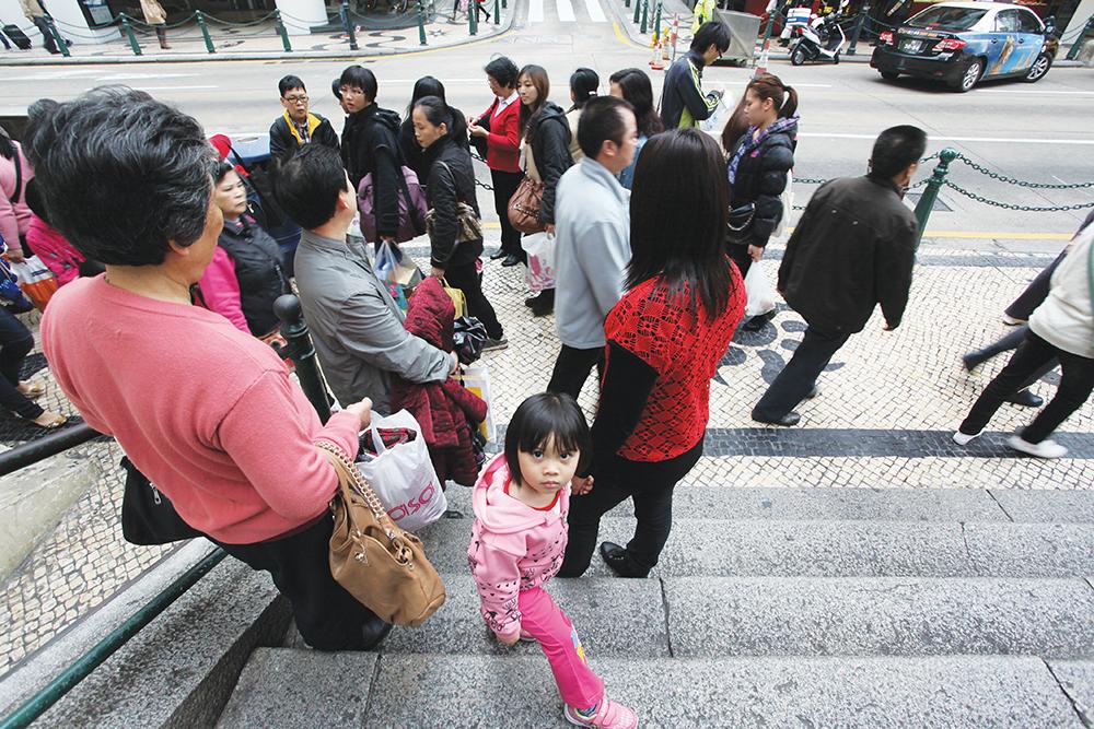"""Pedida """"ponderação"""" no caso dos filhos de TNR nascidos em Macau"""