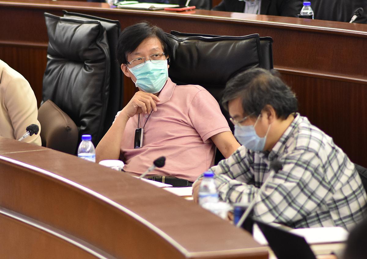 AL | Au Kam San despede-se com apologia da legitimidade da vigília do 4 de Junho