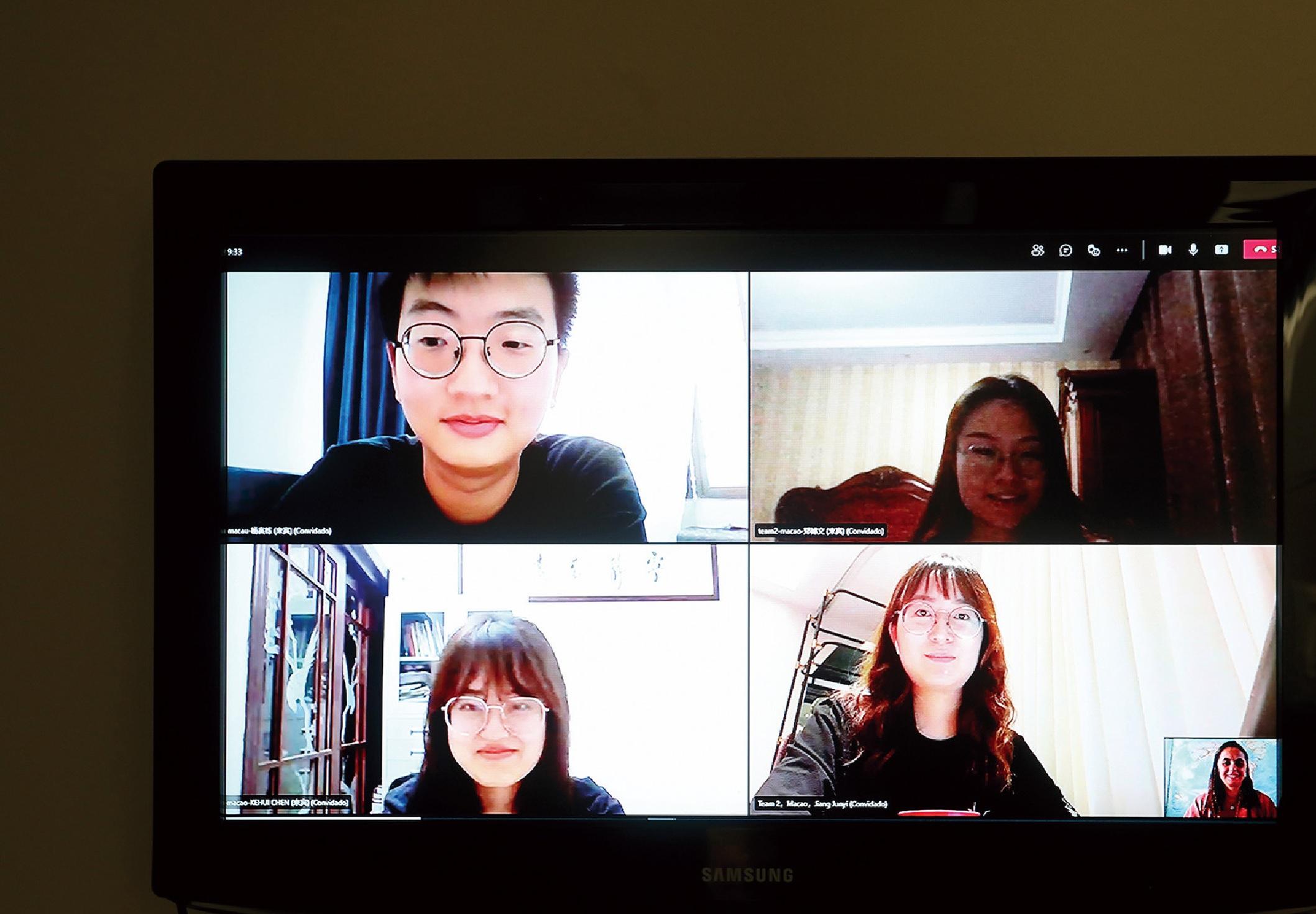 Gestão | Equipa de Macau vence Global Management Challenge