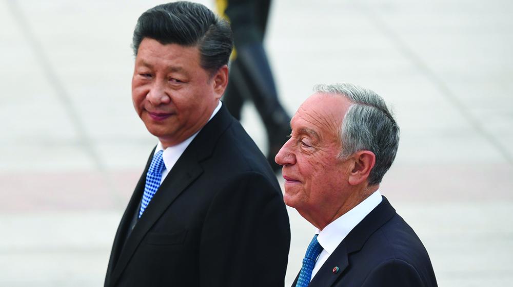 Declaração Conjunta | Portugal atento à execução de acordo com China
