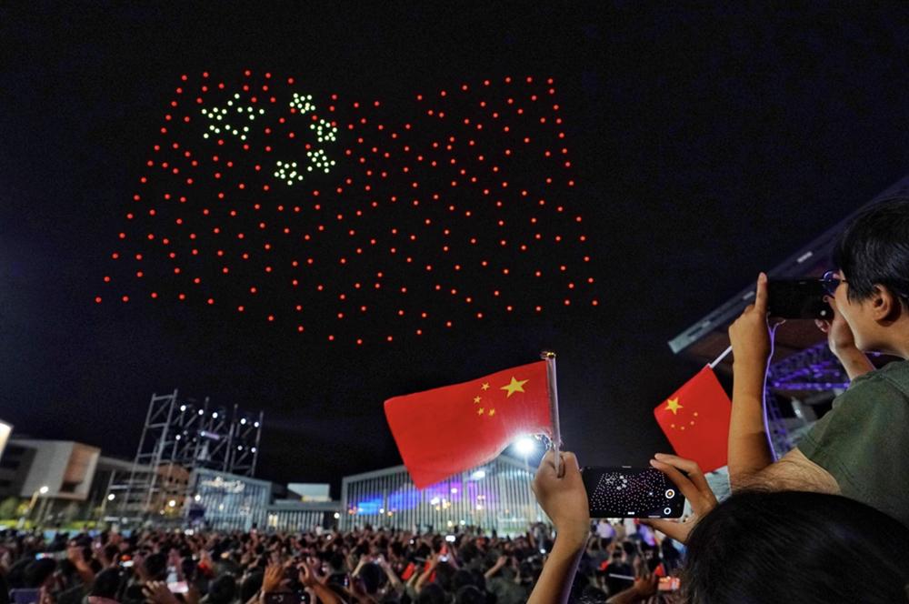 DST | Gala de drones vai custar 7,6 milhões