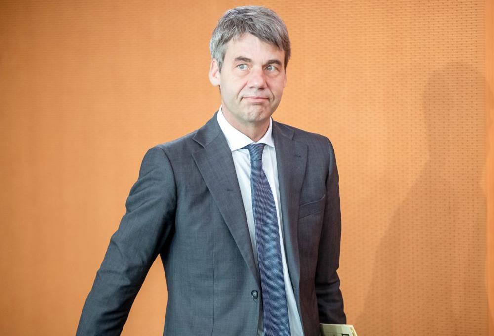 Novo embaixador alemão na China morre aos 54 anos