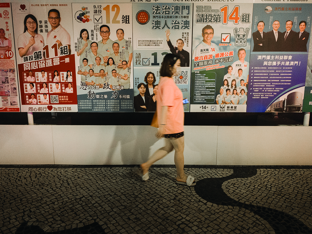 Eleições | Uma campanha morna nas ruas e sem novidades nos programas
