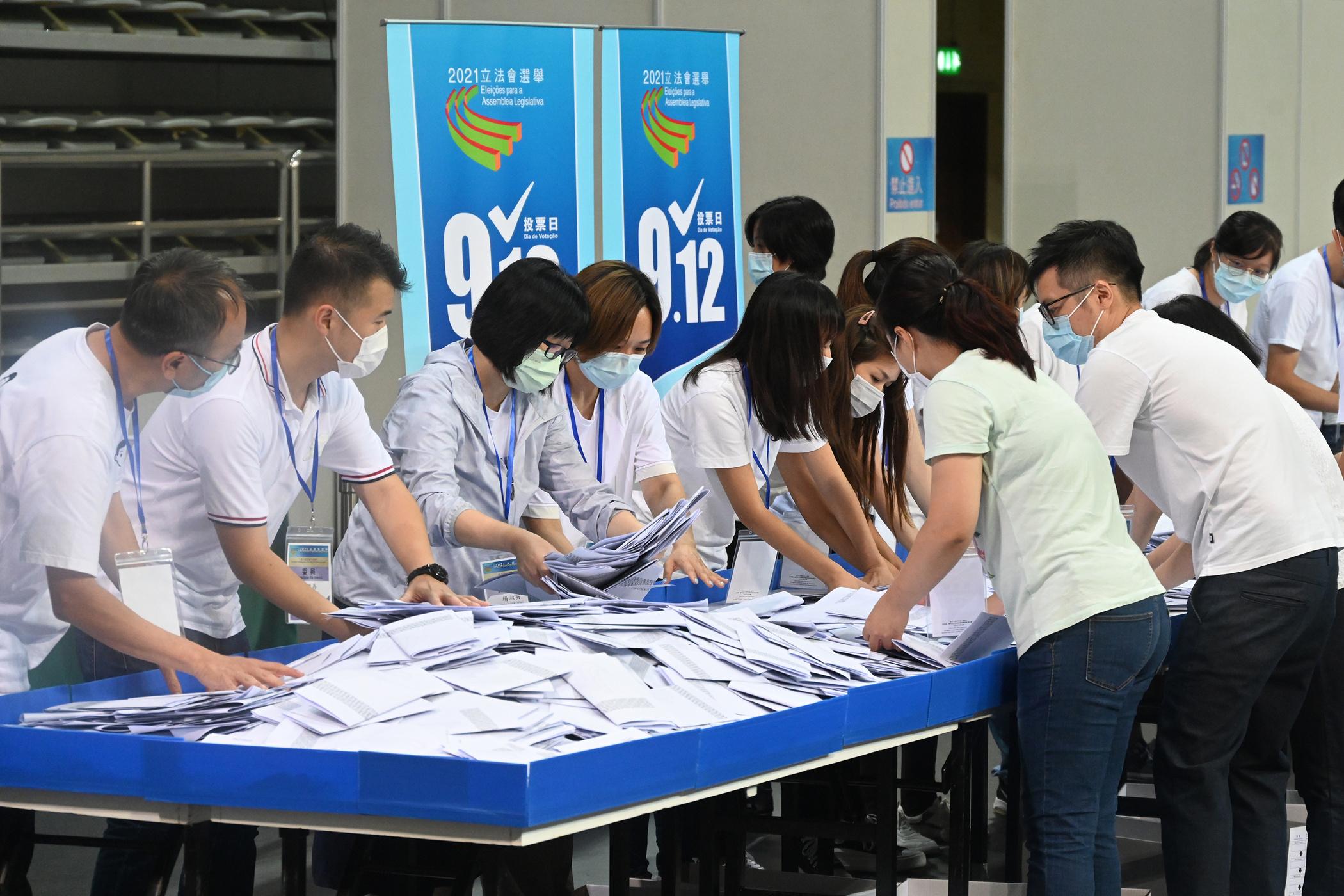 Eleições   Abstenção atingiu valor recorde em noite de vitória de Fujian