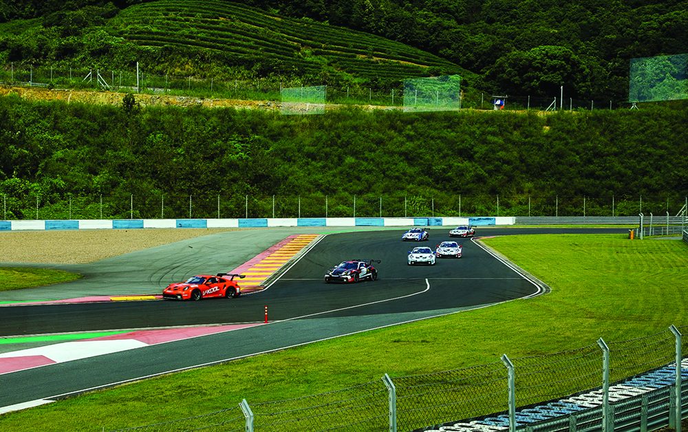 Automobilismo | Competições nacionais na China voltam três meses depois
