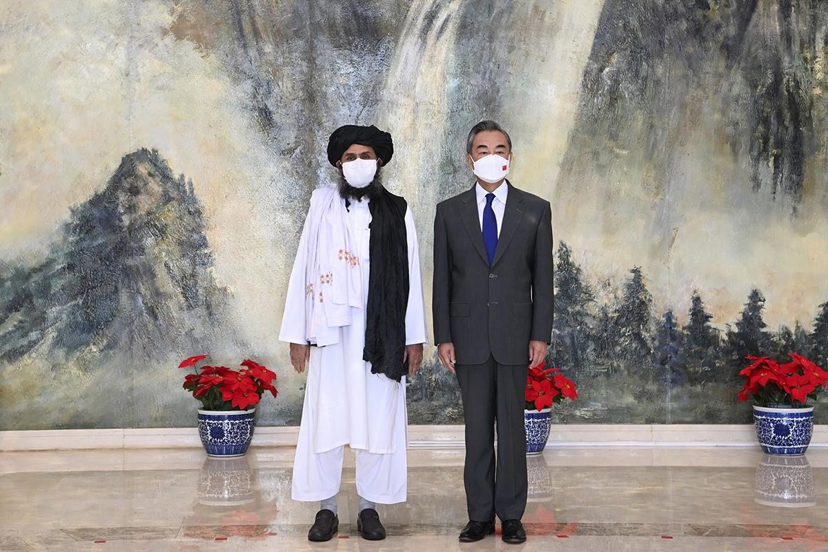 Pequim enaltece formação de governo no Afeganistão