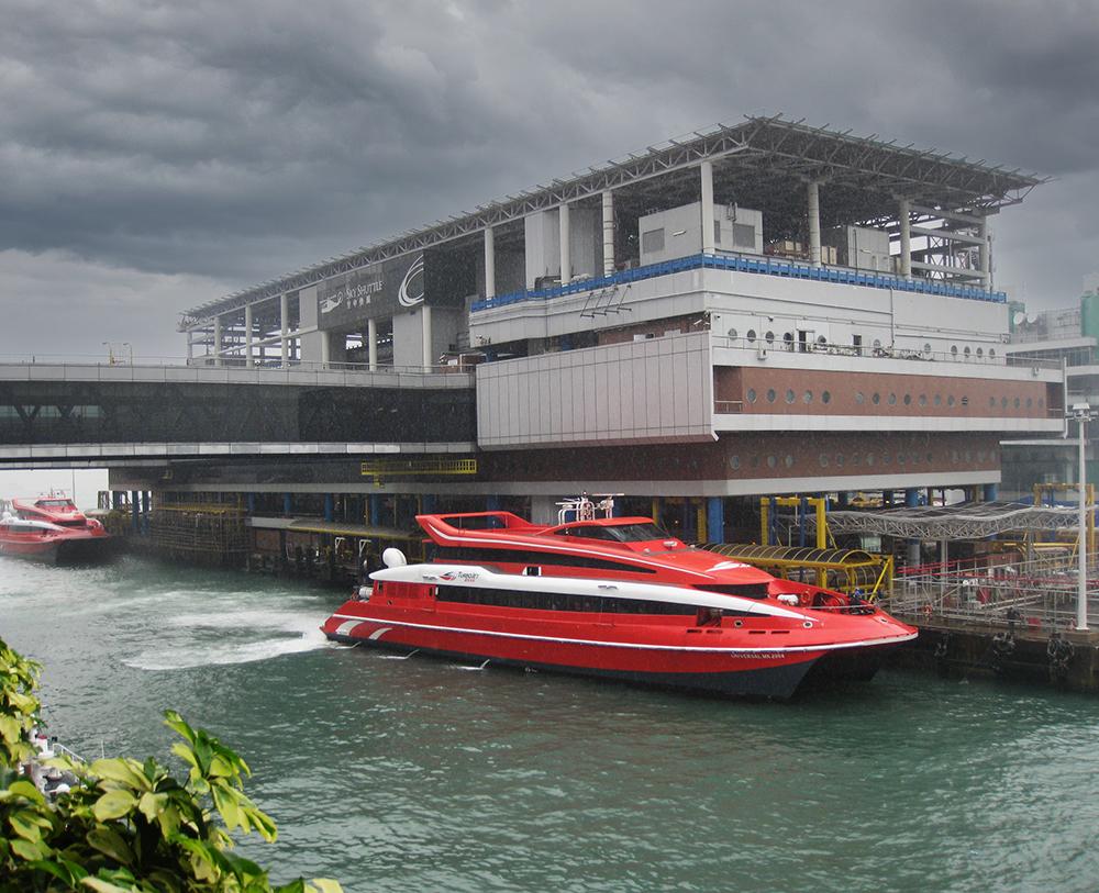 Hong Kong | Estrangeiros autorizados a entrar em Macau