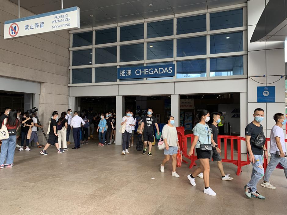 Covid-19 | Pedidos de entrada de estrangeiros ainda sem aprovação