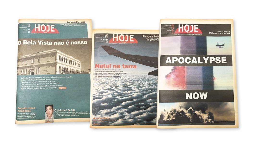 HM/20 anos | Edições iniciais mostram primeiros passos da RAEM e história circular