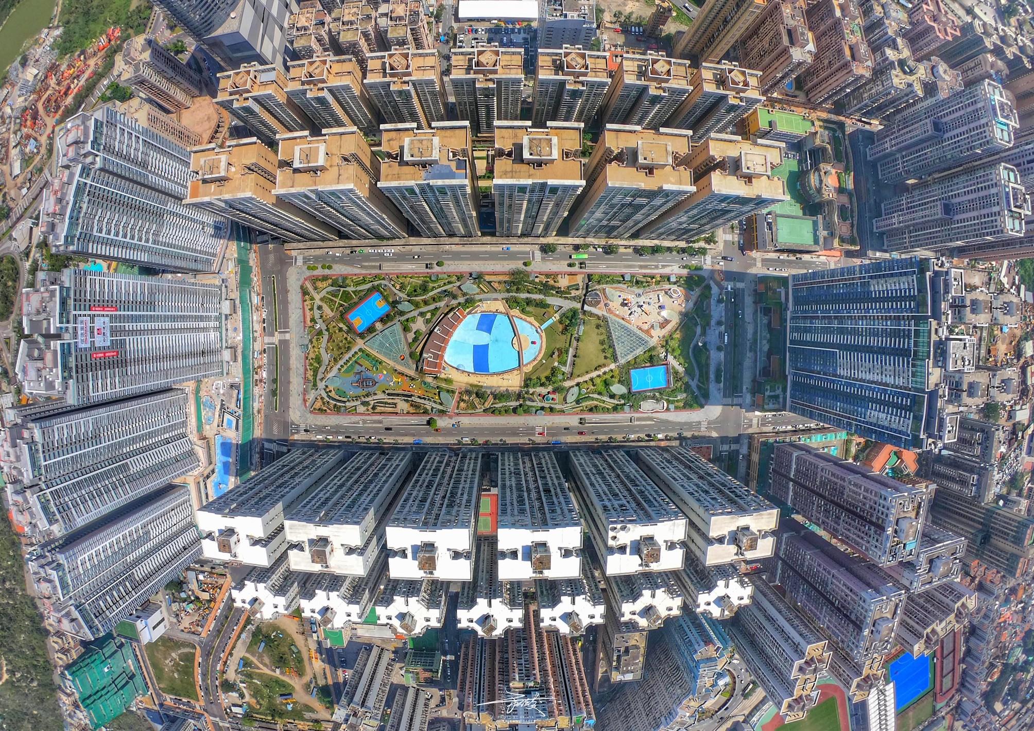 FRC | Fotografia aérea em exposição a partir de segunda-feira
