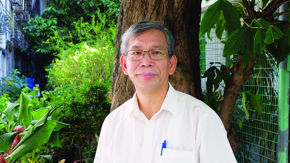"""Paul Pun, secretário-geral da Caritas Macau: """"A economia não pode ser a única prioridade"""""""