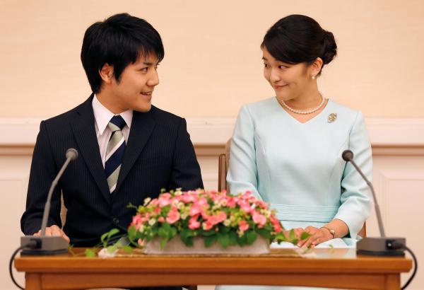 Princesa Mako do Japão renuncia ao subsídio de casamento
