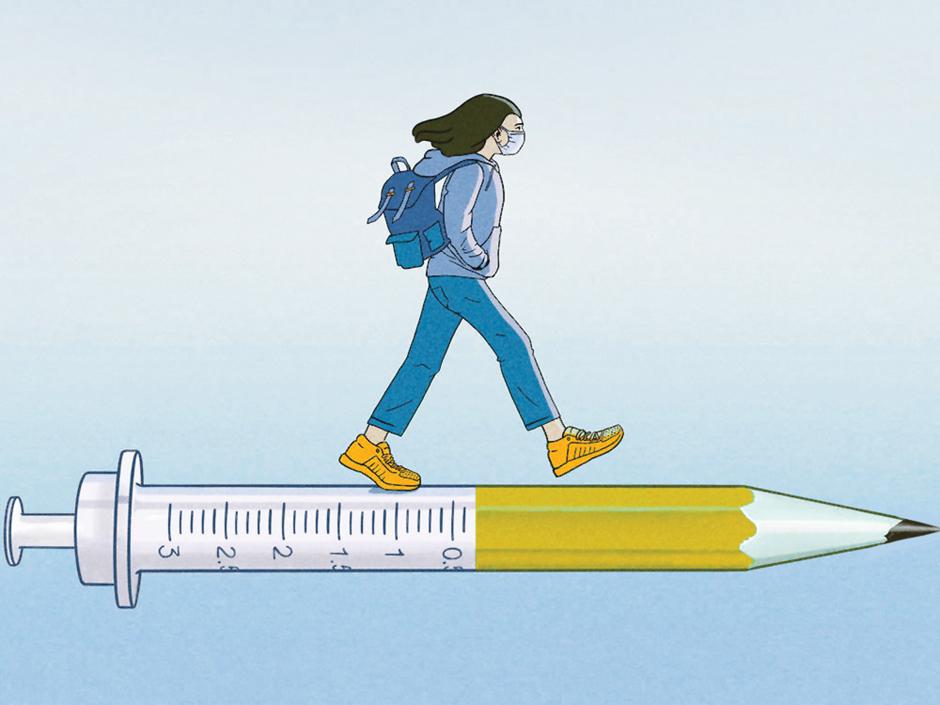 Kou Kam Fai diz que vacinas podem impedir encerramentos de alunos