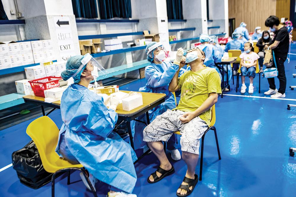 Covid-19   Dez hotéis abrem portas a testes para TNR