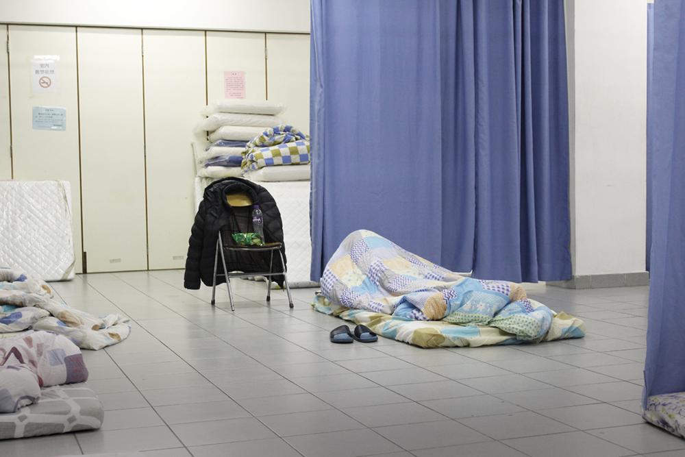 Centro de acolhimento da Cáritas com pico de migrantes desalojados