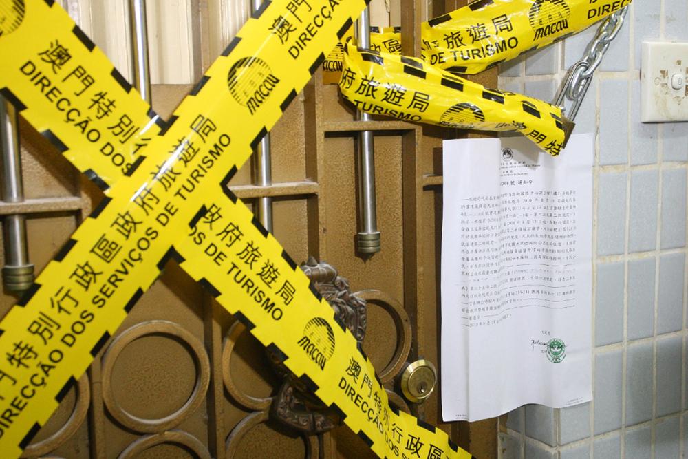Alojamento Ilegal   Proposta do Governo obriga turistas a ficar em hotéis
