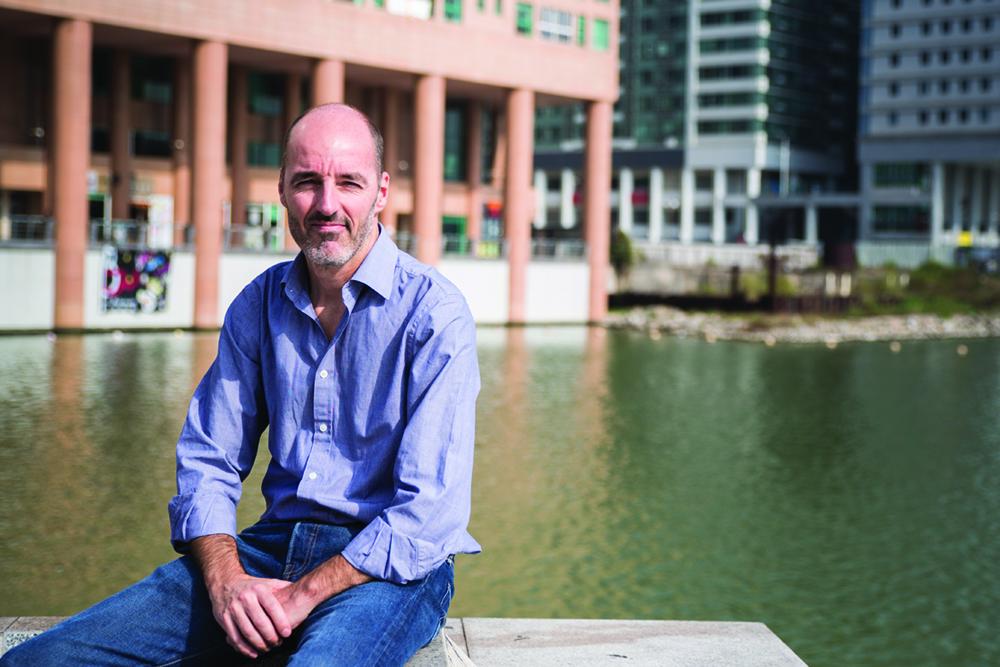 """David Gonçalves, presidente da Associação para a Cooperação Científica: """"Futuro da ciência em Macau é risonho"""""""